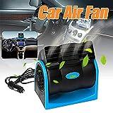 12 V Portable Ventilateur De Refroidisseur d'air Automobile Mobiele Véhicule...