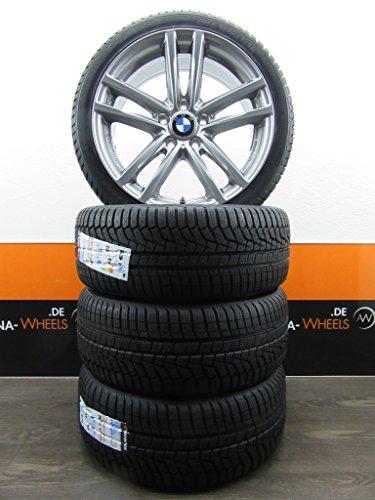 BMW 1er E82 E87 F20 F21 2er F22 3er E46 Z4 E85 18 Zoll Alufelgen Winterräder NEU