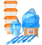 Vital Baby Feeding Kit (Blue)