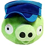 Angry Birds Plush 6-Inch Pig With Postman Hat