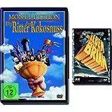 Monty Python Klassiker-Set - Das Leben des Brian und Die Ritter der Kokosnuss im Set - Deutsche Originalware [2 DVDs]