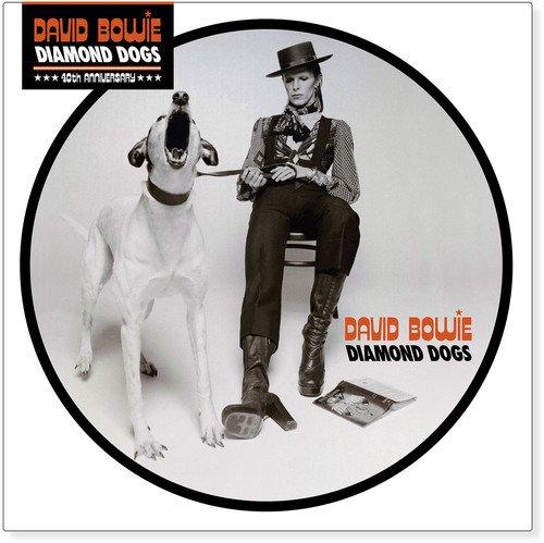 Diamond Dogs (40th Anniversary Picture Disc)