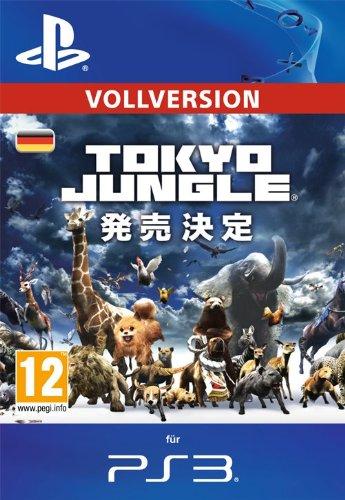 Tokyo Jungle [Vollversion][PSN Code für deutsches Konto]