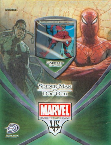 Man versus Doc Ock, 2-Spieler Starter Set (deutsch) ()
