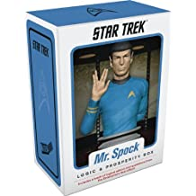 Mr. Spock in a Box: Logic and Prosperity Box (Star Trek)