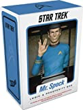 Mr. Spock in a Box: Logic and Prosperity Box (Star Trek)