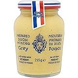 Grey Poupon Mostaza De Dijon (215g) (Paquete de 6)