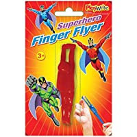24 Super Hero Finger Flyers - Juguete