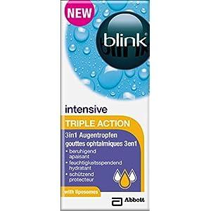 Blink Intensive TRIPLE ACTION 3in1 Augentropfen 10ML
