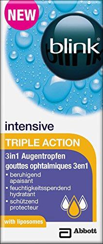 Blink Intensive TRIPLE ACTION 3in1 Augentropfen 10ML -