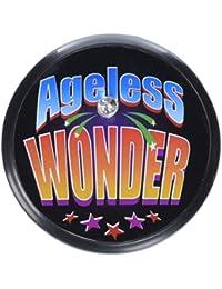Beistle BL015 Ageless Wonder Blinking Button, 2-Inch