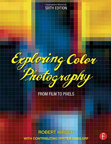 Exploring Color Photography: From Film to Pixels