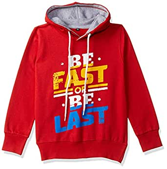 T2F Boys' Sweatshirt (BYS-SS-05_Multicolor_3-4 Years)