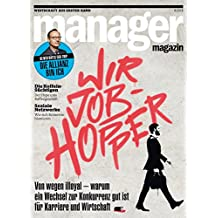 manager magazin 8/2018: Wir Job-Hopper