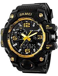 1a5c7d222b44 Amazon.es  Naranja - Relojes de pulsera   Hombre  Relojes
