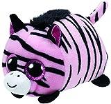 TY Glubschis - Pennie Zebra, pink - Teeny Tys - 10 cm