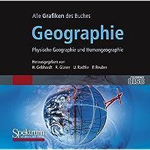 Alle Grafiken des Lehrbuchs Geographie. CD-ROM Win 98/ 98SE/ 98ME/ NT4.0 SP2/ 2000/ XP: Physische Geographie und Humangeographie