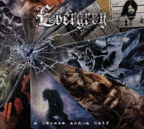 Evergrey: A Decade and a Half, Jewel Case, 24 seitiges Booklet (Audio CD)