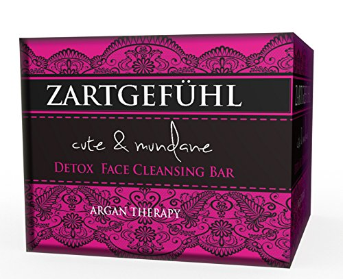 ZARTGEFÜHL Detox Face Cleansing Bar 200 CUTE & MUNDANE -