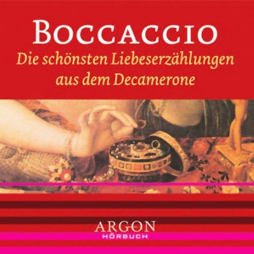 Buchseite und Rezensionen zu 'Die schönsten Liebeserzählungen aus dem Decamerone' von Giovanni Boccaccio
