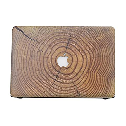 Forepin® Plastique Dur Housse de Protection pour Apple MacBook 12