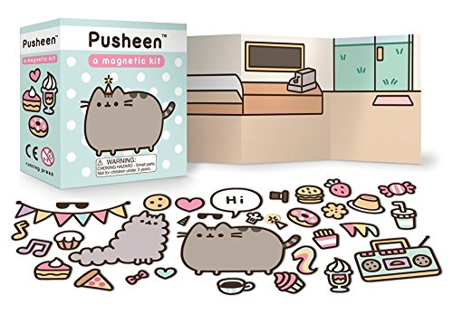 Pusheen: A Magnetic Kit (Running Press Mini Editions) por Claire Belton