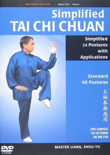 Simplified Tai Chi Chuan: Simplified 24 Postures with Applications / Standard 48 Postures
