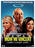 Locandina St. Vincent [DVD]+[KSIÄĹťKA] (IMPORT) (Nessuna versione italiana)
