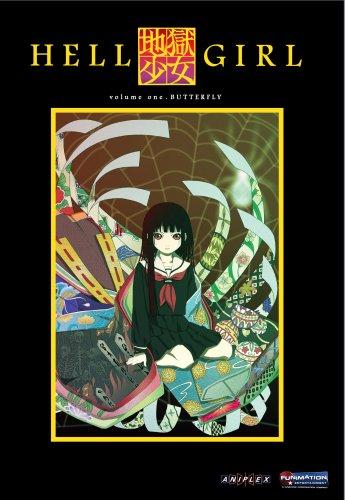 Preisvergleich Produktbild Hell Girl,  Vol. 1 - Butterfly