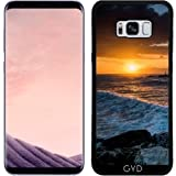SilikonHülle für Samsung Galaxy S8 Plus (SM-G955) - Sonne Sonnenuntergang Urlaub Natur by WonderfulDreamPicture