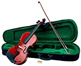Classic Cantabile VP-100 violon 4/4 set, y compris colophane