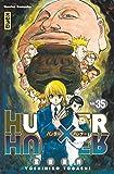 "Afficher ""Hunter X Hunter n° 35<br /> Hunter X hunter"""