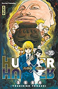 Hunter X Hunter Edition simple Tome 35