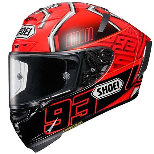 Preisvergleich Produktbild Motorradhelm SHOEI X-Spirit 3 Marquez Full Face