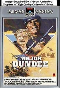 Major Dundee [UK-Import] [VHS]