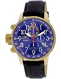 Invicta 1516 - Reloj para hombre color púrpura / negro