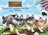 Dessine les animaux sauvages avec Tatonka