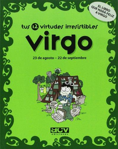 Tus 12 virtudes irresistibles: virgo