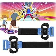 SUPERSUN 2 Stück Armband Grip für Switch Dance 2020 2019 Switch Armband, für Nintendo Switch Joy-Con 2er-Set