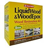 Wrk60r 24oz Wood Restoration Kit by Abatron