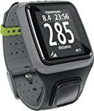 TomTom 1RR0.001.03 Runner GPS Watch (Grey) with Heart Rate Monitor Strap