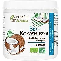 Bio - Kokosnussöl - 1. Kaltpressung - 500ml