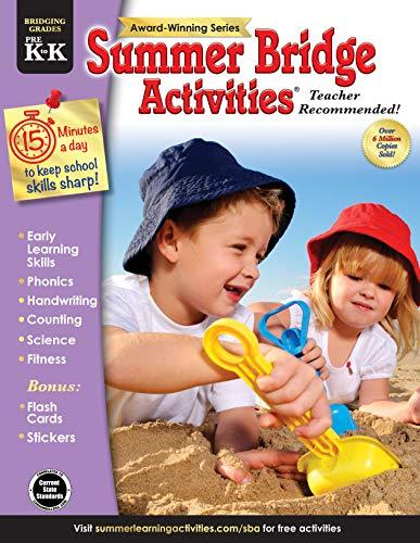 Summer Bridge Activities Bridging Grades PreK to K