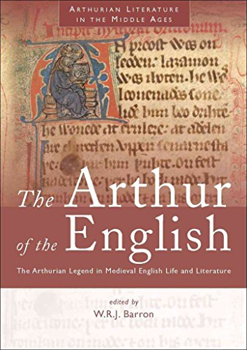 [The Arthur of the English: The Arthurian Legend in Medieval English Life and Literature] (By: W. R. J. Barron) [published: February, 2012]