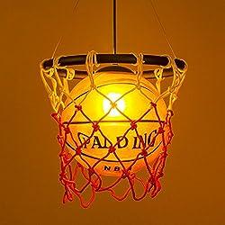 ligero Lámparas de Baloncesto, Bar Restaurante Lámpara de techo