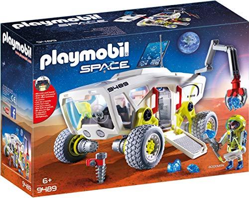 Playmobil- Vehículo de Reconocimiento Juguete