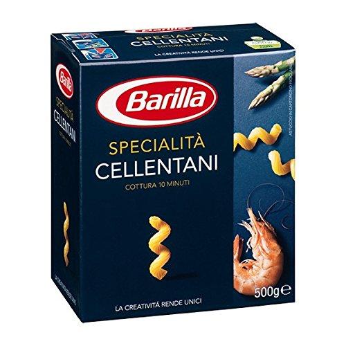 10x Pasta Barilla Specialità Cellentani italienisch Nudeln 500 g pack