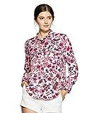 #9: Marks & Spencer Women's Floral Regular Fit Shirt