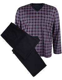 Kapart XXL Pijama larga negro