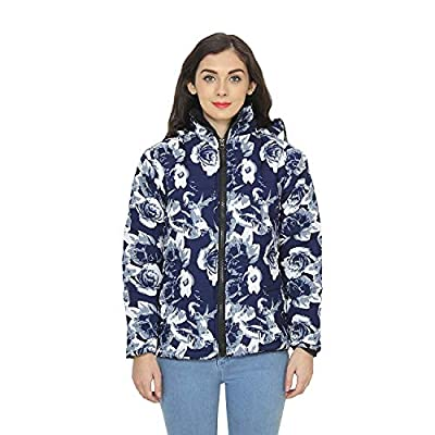 My Swag Women's Full Sleeve Quilted Jacket